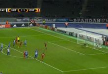 Jonathan Klinsmann estreia-se com penalti defendido aos 86 minutos – Hertha 1-1 Östersunds