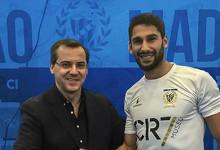 Raví Paschoa assina pelo CF União da Madeira