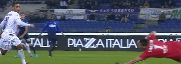 Thomas Strakosha e Bartlomiej Dragowski em várias defesas de qualidade – SS Lazio 1-0 Fiorentina