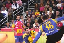 Arpad Sterbik brilha na final com defesa espetacular – Espanha 29-23 Suécia