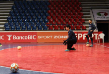 """Filipe Monteiro """"Pi"""" é o Treinador de Guarda-Redes de Futsal do ano de 2016"""