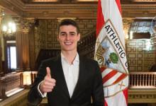 Kepa Arrizabalaga renova pelo Athletic Bilbao