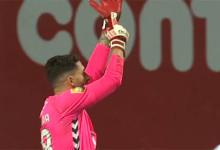 Pedro Trigueira faz dupla-defesa em momento espetacular culminado em penalti – Vitória FC 1-1 Sporting CP