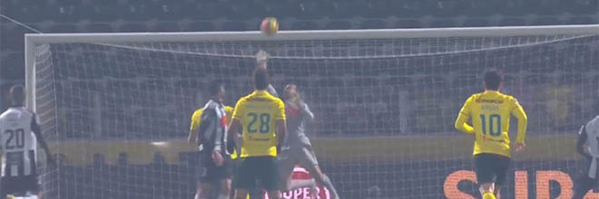 Ricardo Ferreira evita derrota em quatro defesas – FC Paços de Ferreira 1-1 Portimonense SC