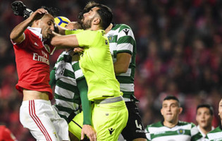 Rui Patrício ultrapassa Vítor Damas e é agora o segundo jogador com mais jogos pelo Sporting CP