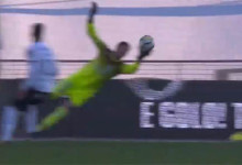 Caio Secco protagonista em desvio vistoso – CF Os Belenenses 1-0 CD Feirense