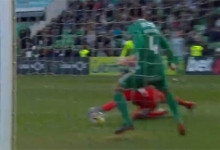 Cássio Anjos erra e fecha baliza no mesmo lance – Rio Ave FC 3-0 CS Marítimo