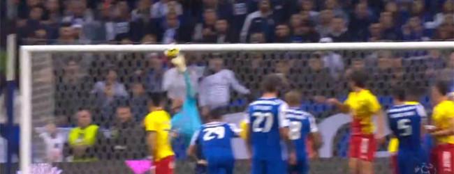 Cássio Anjos resvala remate em defesa vistosa – FC Porto 5-0 Rio Ave FC