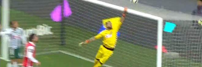 Cristiano Figueiredo destaca-se em quatro defesas – SC Braga 3-1 Vitória FC