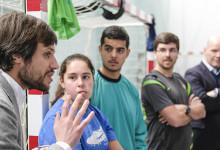 Projeto 1 – Guarda-Redes de Futsal teve primeira sessão em Beja
