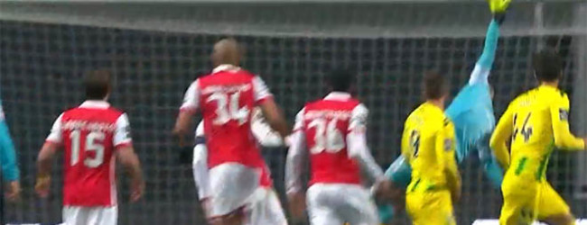 Matheus Magalhães voa em defesa vistosa – SC Braga 1-0 CD Tondela