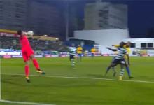 Renan Ribeiro garante três pontos entre defesas de circunstância e de qualidade – Estoril 2-0 Sporting CP