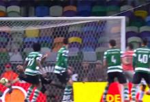 Rui Patrício assina defesa de qualidade – Sporting CP 1-0 Moreirense FC