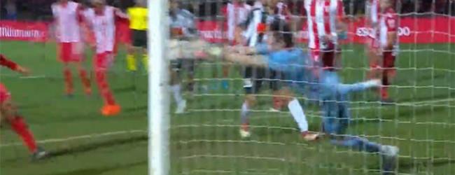 Adriano Facchini desvia perigo – CD Aves 3-0 Portimonense SC