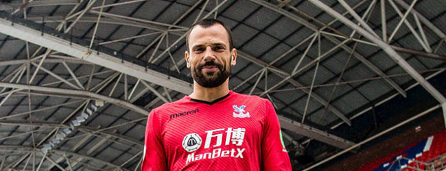 Diego Cavalieri assina pelo Crystal Palace FC