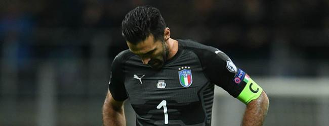 """Gianluigi Buffon na seleção após renúncia pelo """"sentido de responsabilidade"""" e por Davide Astori"""