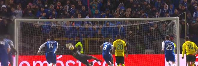 Mário Felgueiras em defesa espetacular e grande penalidade defendida – FC Paços de Ferreira 1-0 FC Porto