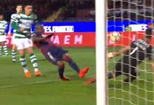 Rui Patrício destaca-se em duas defesas – GD Chaves 1-2 Sporting CP