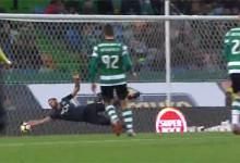 Rui Patrício fecha baliza em defesa de qualidade – Sporting CP 2-0 Rio Ave FC