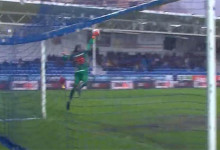 Vagner Silva erra traído pelo terreno e ainda aparece em outros seis momentos – CD Feirense 3-0 Boavista FC