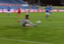 André Moreira destaca-se em duas defesas – CF Os Belenenses 0-1 SC Braga