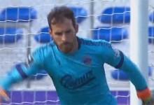 António Filipe começa golo em pontapé de baliza e impede empate com o pé – GD Chaves 2-1 Portimonense SC