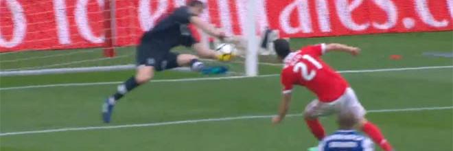Iker Casillas fecha a baliza na velocidade de execução – SL Benfica 0-1 FC Porto