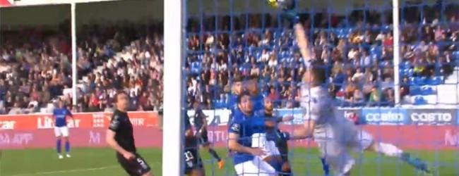 João Miguel Silva em duas defesas vistosas – CD Feirense 2-1 Vitória SC