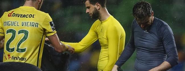 Mário Felgueiras: fratura na mão esquerda antecipa final de temporada