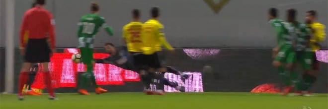 Vagner Silva assina defesa de qualidade no Moreirense FC 1-0 Boavista FC