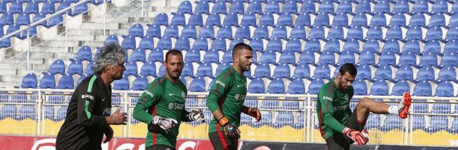 Anthony Lopes, Beto Pimparel e Rui Patrício convocados por Portugal para o Mundial'2018