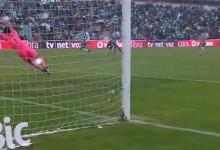 Cristiano Figueiredo intervém em dois momentos – Vitória FC 0-2 CD Feirense