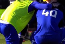 Fabiano Freitas joga ao fim de mais de um ano, é campeão pelo FC Porto e termina em lágrimas
