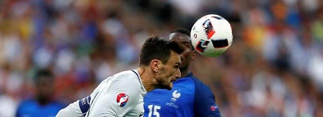 Alphonse Aréola, Hugo Lloris e Steve Mandanda convocados para o Mundial'2018 pela França