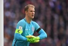 Joe Hart de fora das escolhas de Inglaterra após dois Mundiais e dois Europeus