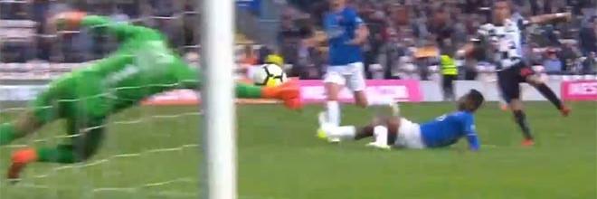 Muriel Becker destaca-se em três defesas – Boavista FC 1-0 CF Os Belenenses