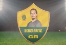 Ricardo Ribeiro assina pelo FC Paços de Ferreira