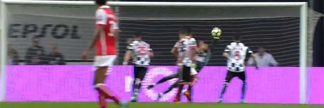Vagner Silva garante empate em defesa vistosa – SC Braga 1-1 Boavista FC
