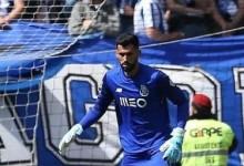 Vaná Alves sagra-se campeão pelo FC Porto com baliza trancada frente ao Vitória SC (1-0)