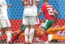Alireza Beiranvand e Munir Mohand aparecem em três momentos – Irão 1-0 Marrocos