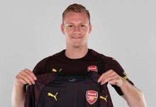 Bernd Leno assina pelo Arsenal FC