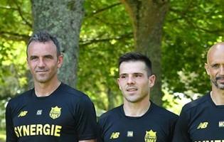 César Gomes é o novo treinador de guarda-redes do FC Nantes