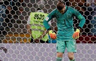 Rui Patrício v. David De Gea – Portugal 3-3 Espanha – Estatísticas