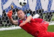 Hannes Halldórsson defende penalti e faz defesa espetacular – Argentina 1-1 Islândia