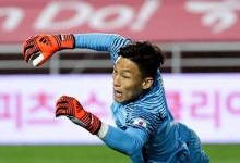Cho Hyun-Woo, Kim Seung-Gyu e Kim Jin-Hyeon convocados para o Mundial'2018 pela Coreia do Sul