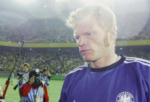 Mundial'2002: Oliver Kahn como melhor jogador, guarda-redes e uma final fatídica