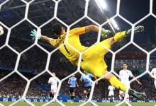 Rui Patrício v. Fernando Muslera – Portugal 1-2 Uruguai – Estatísticas