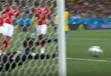 Yann Sommer garante empate aos 90 minutos – Brasil 1-1 Suíça