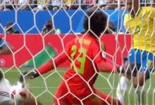 Guillermo Ochoa destaca-se em quatro defesas – Brasil 2-0 México