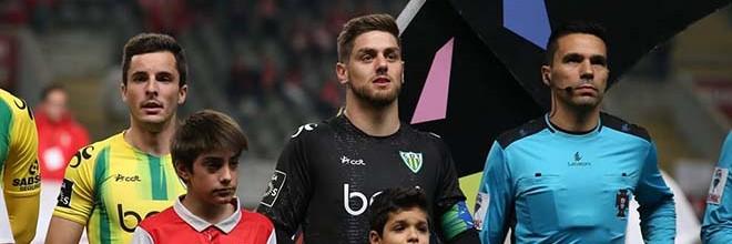 Cláudio Ramos é o Guarda-Redes da Primeira Liga do ano 2017